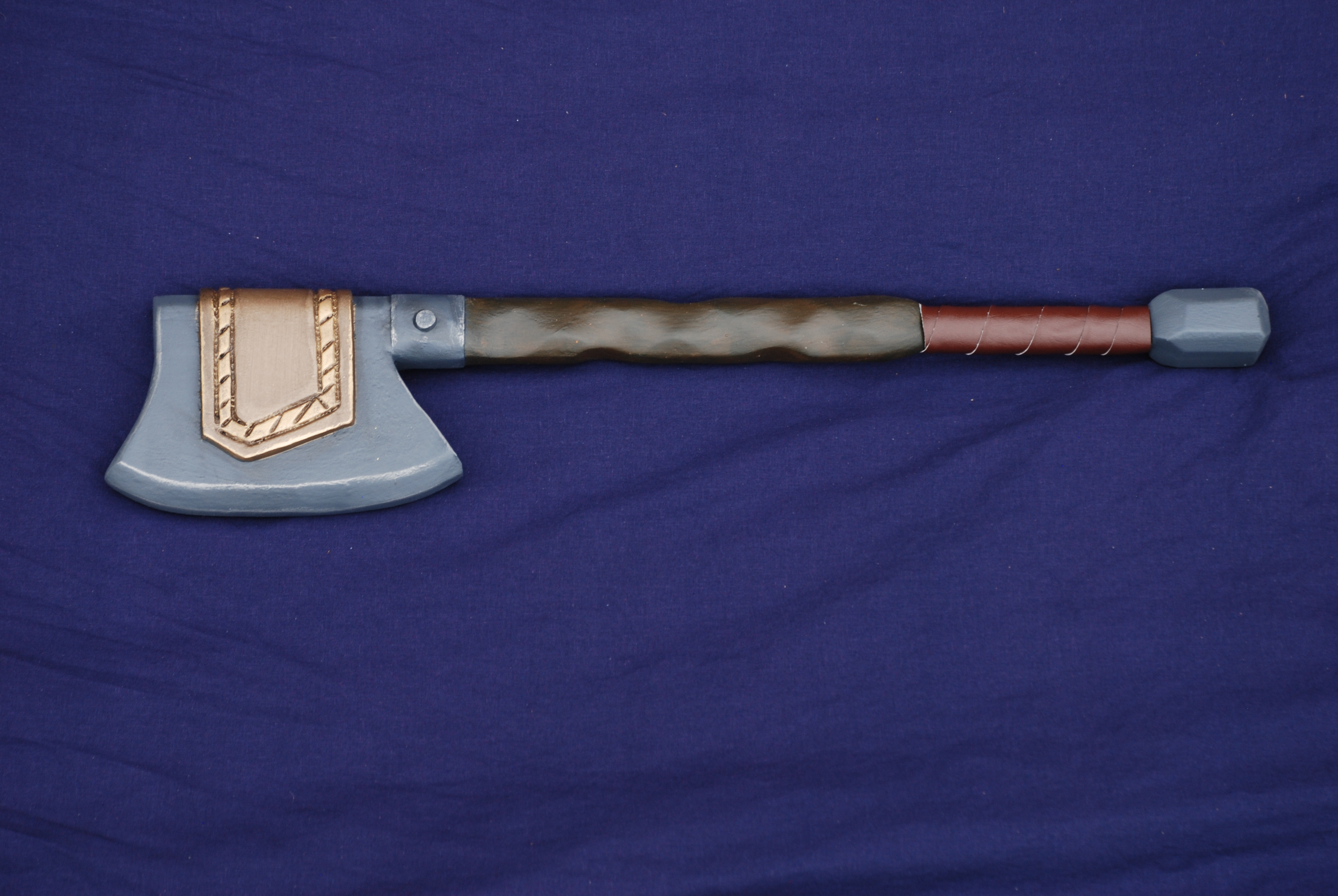 LARP Maces, Axes and Hammers