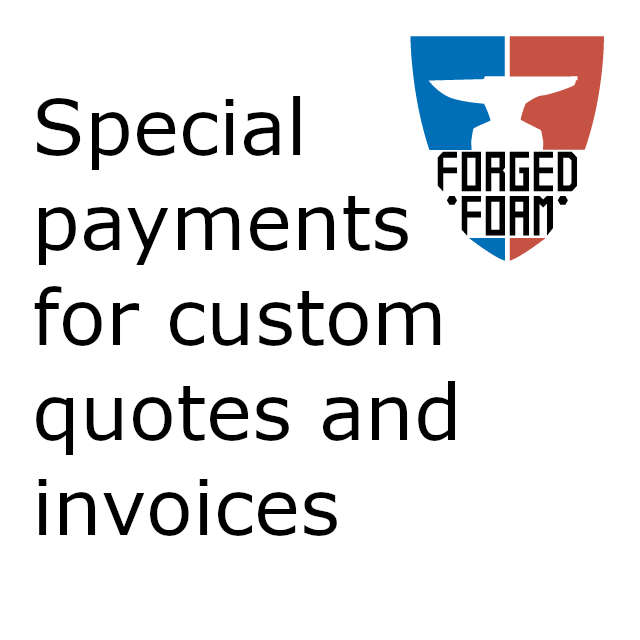 Special payment label