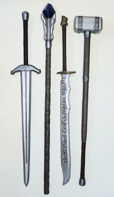LARP Two Handed Weapons